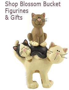 Buy Blossom Bucket Figurines