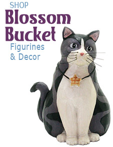 Buy Blossom Bucket Figurines and decor