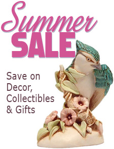 Animal Emporium Sale - Save on decor, collectibles and gifts
