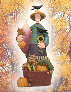 Williraye Studio Blessings Collected Figurine