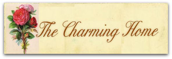 The Charming Home Store logo