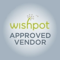 Wishpot Vendor  Badge