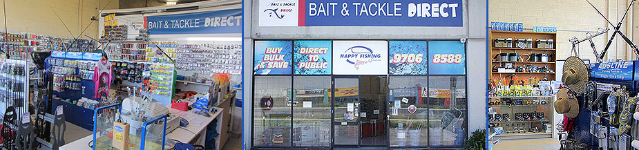 Bait & Tackle Store