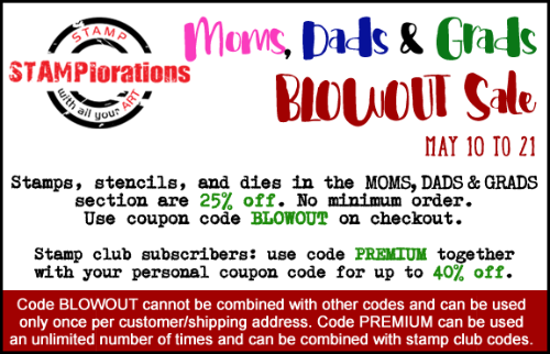 Moms, Dads & Grads BLOWOUT Sale!