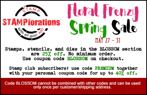 Floral Frenzy Spring Sale