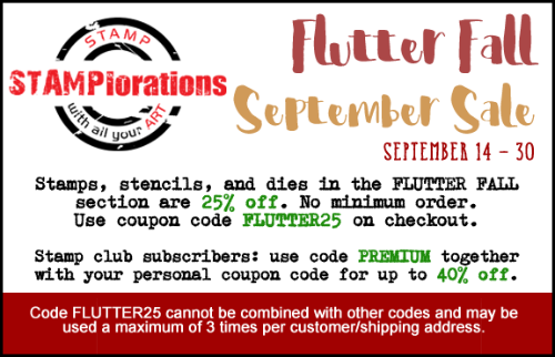 Flutter Fall September Sale!