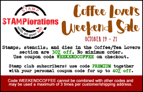Coffee Lovers Weekend Sale!