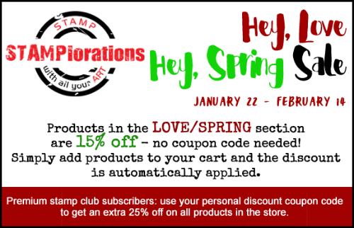 Hey Love, Hey, Spring Sale