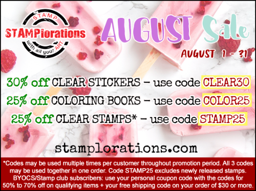3 HOT August Sales!