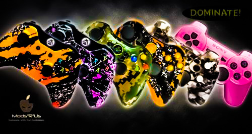 modded controllers