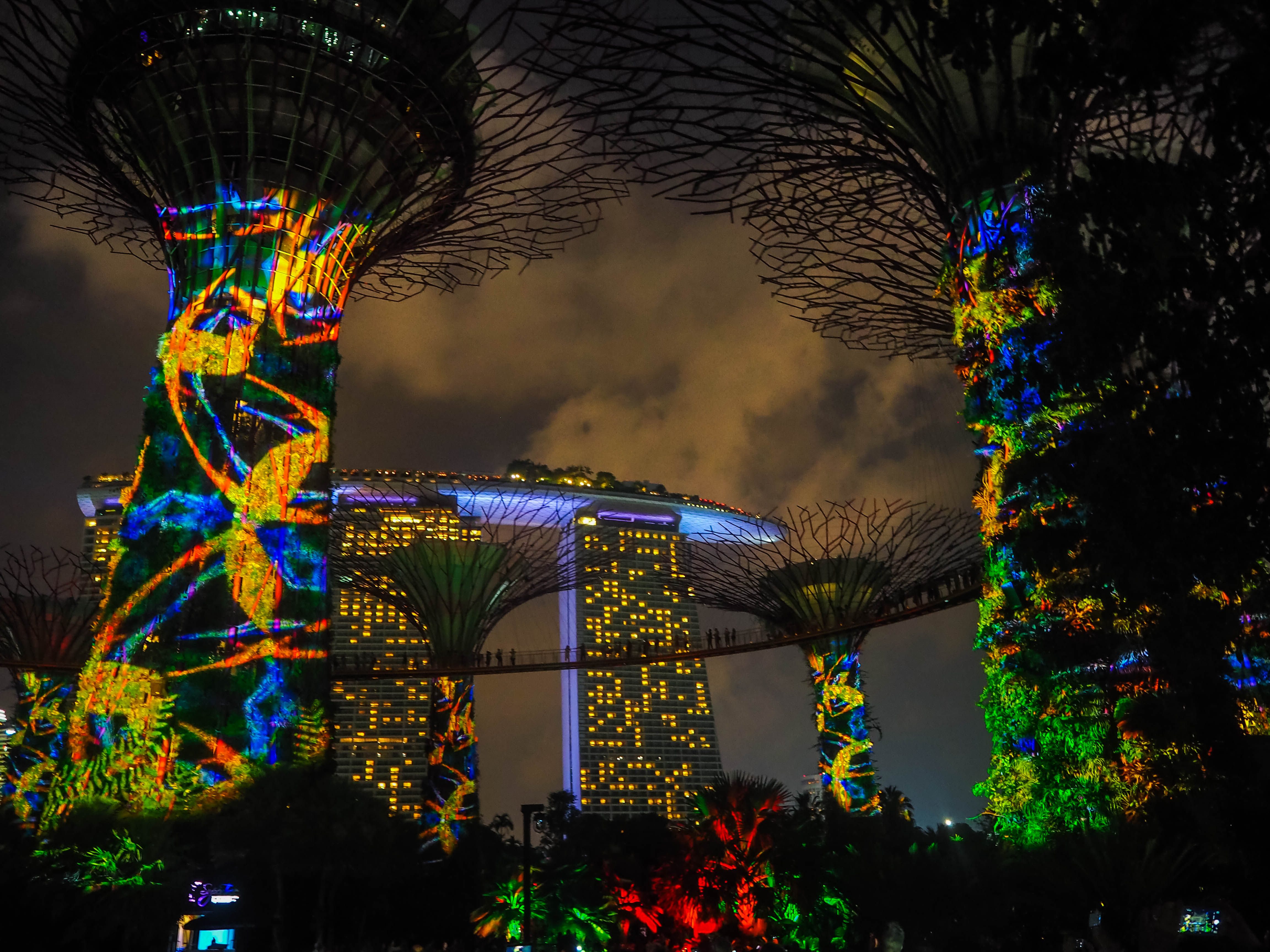 Image for blog article: 1 jour a Singapour- 1 day in Singapore