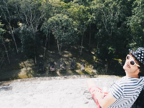 Calakmul, au coeur de la cité Maya la plus puissante- Calakmul the most powerful Mayan City -