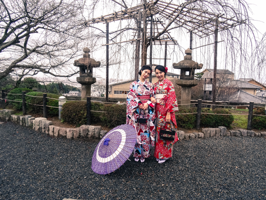 Image for blog article: Kyoto La traditionnelle - The Traditional Kyoto