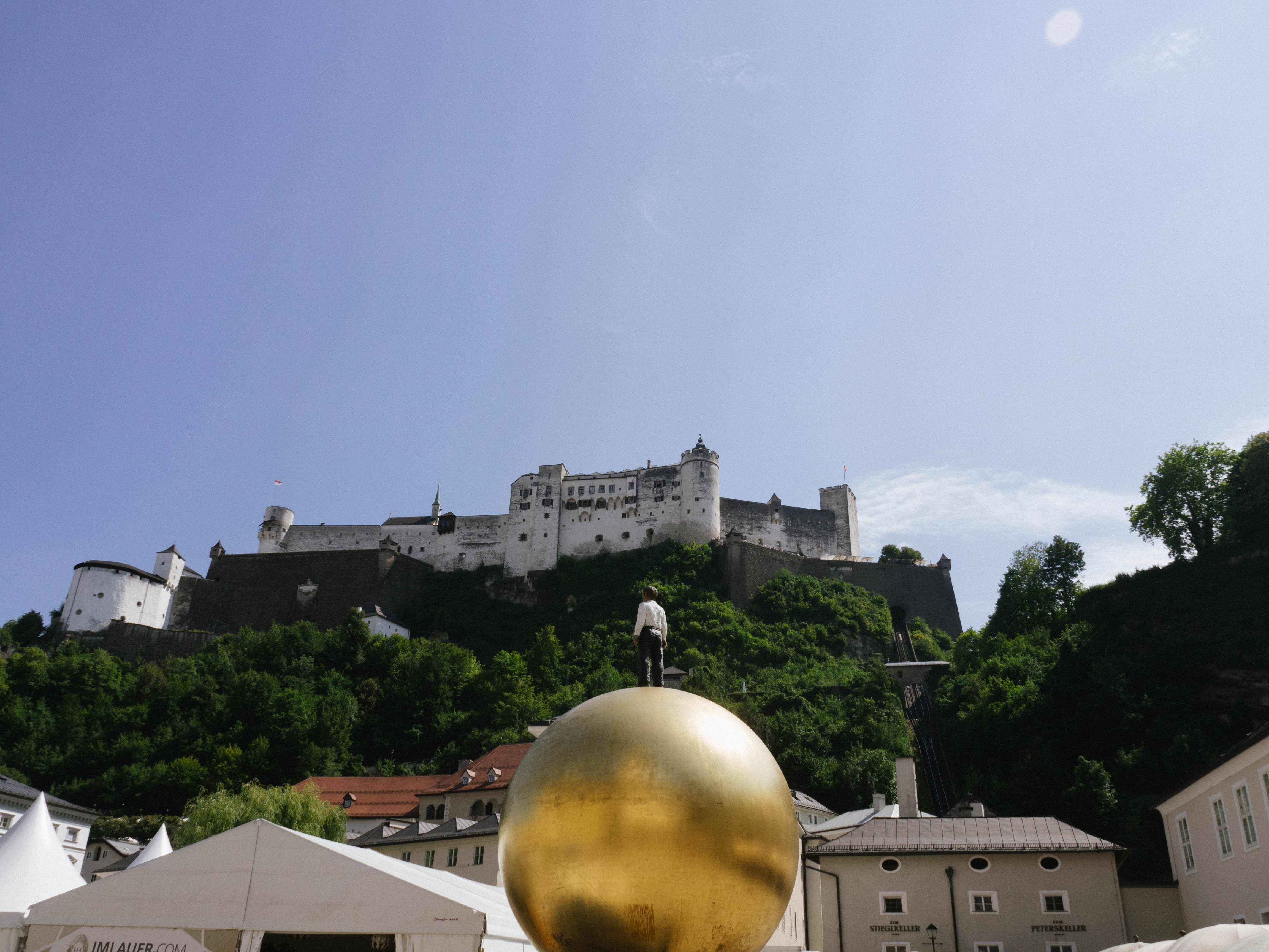 Image for blog article: Salzburg & Abersee Lake