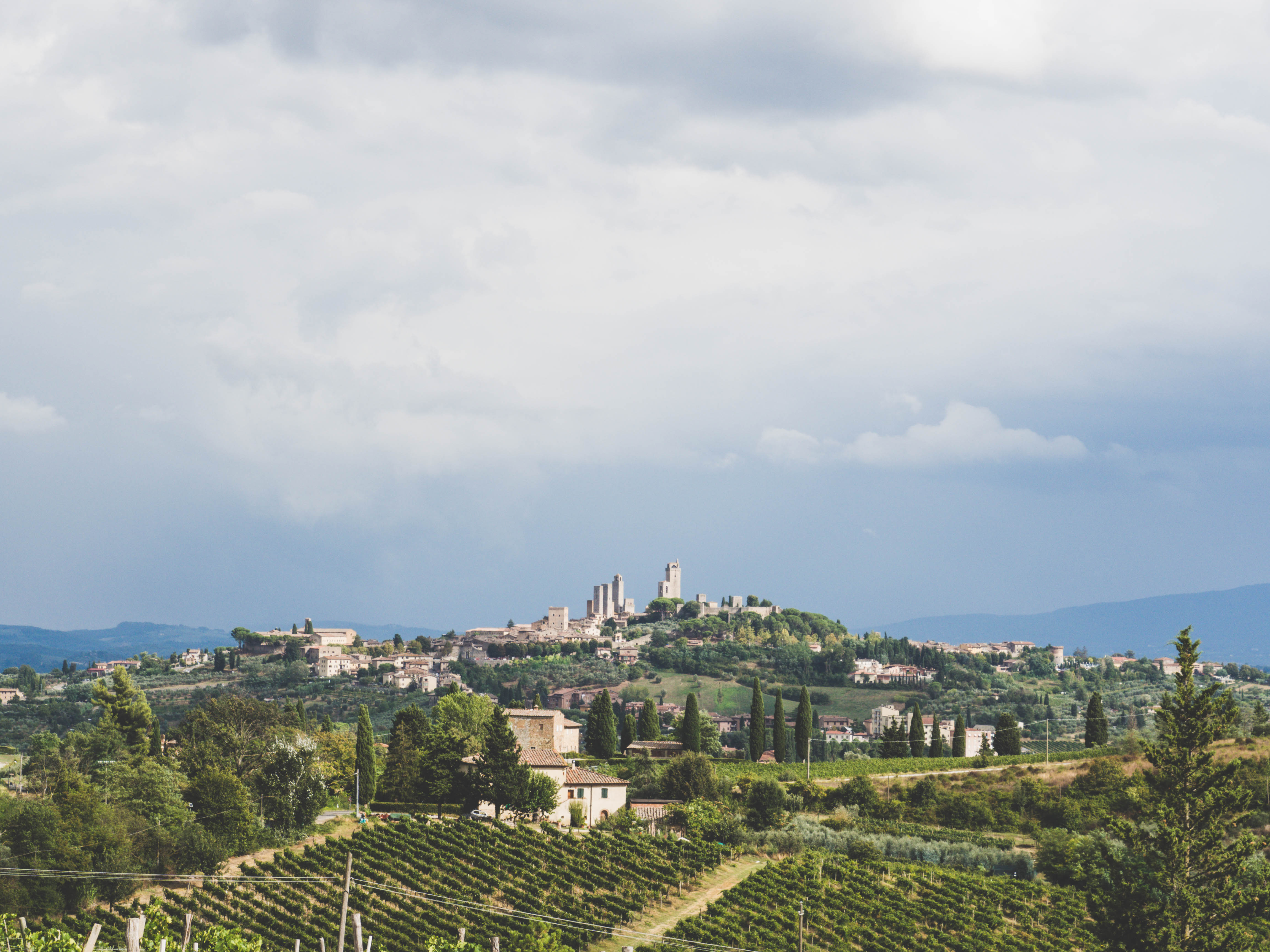 Image for blog article: A week in Tuscany!- Une semaine en Toscane!