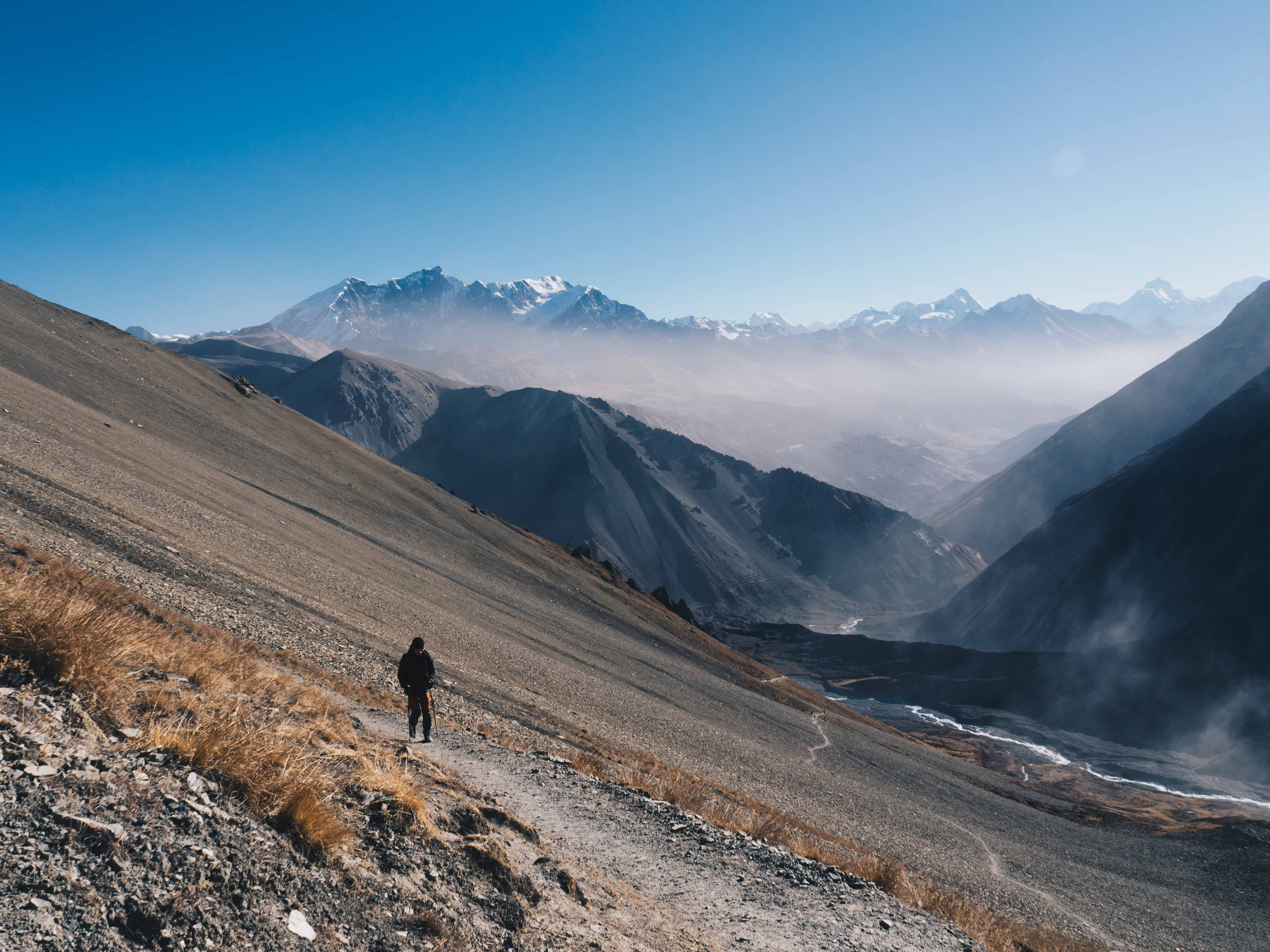 Image for blog article: Annapurna Circuit Trek