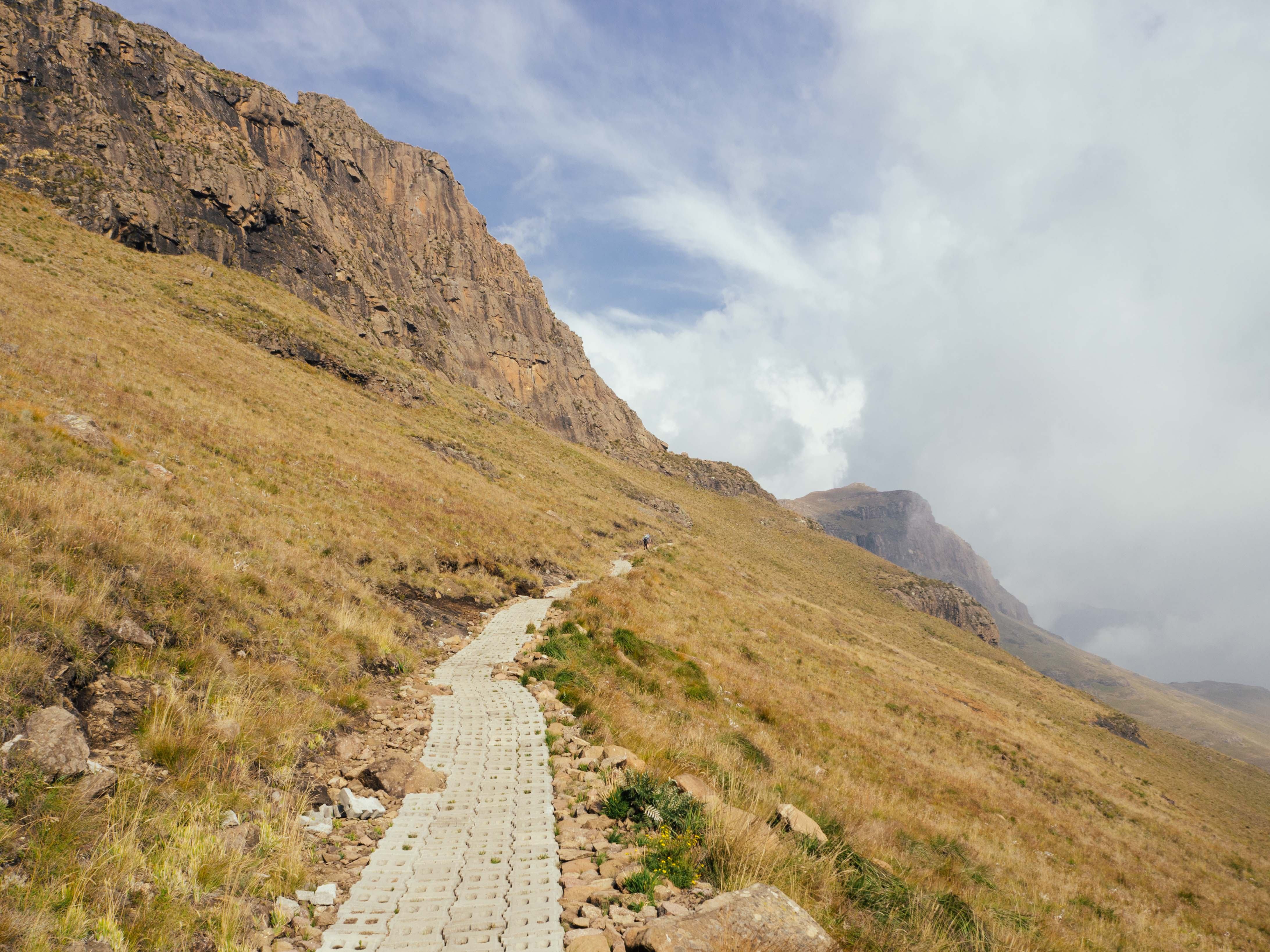 Image for blog article: Royal Natal National Park-Drakensburg