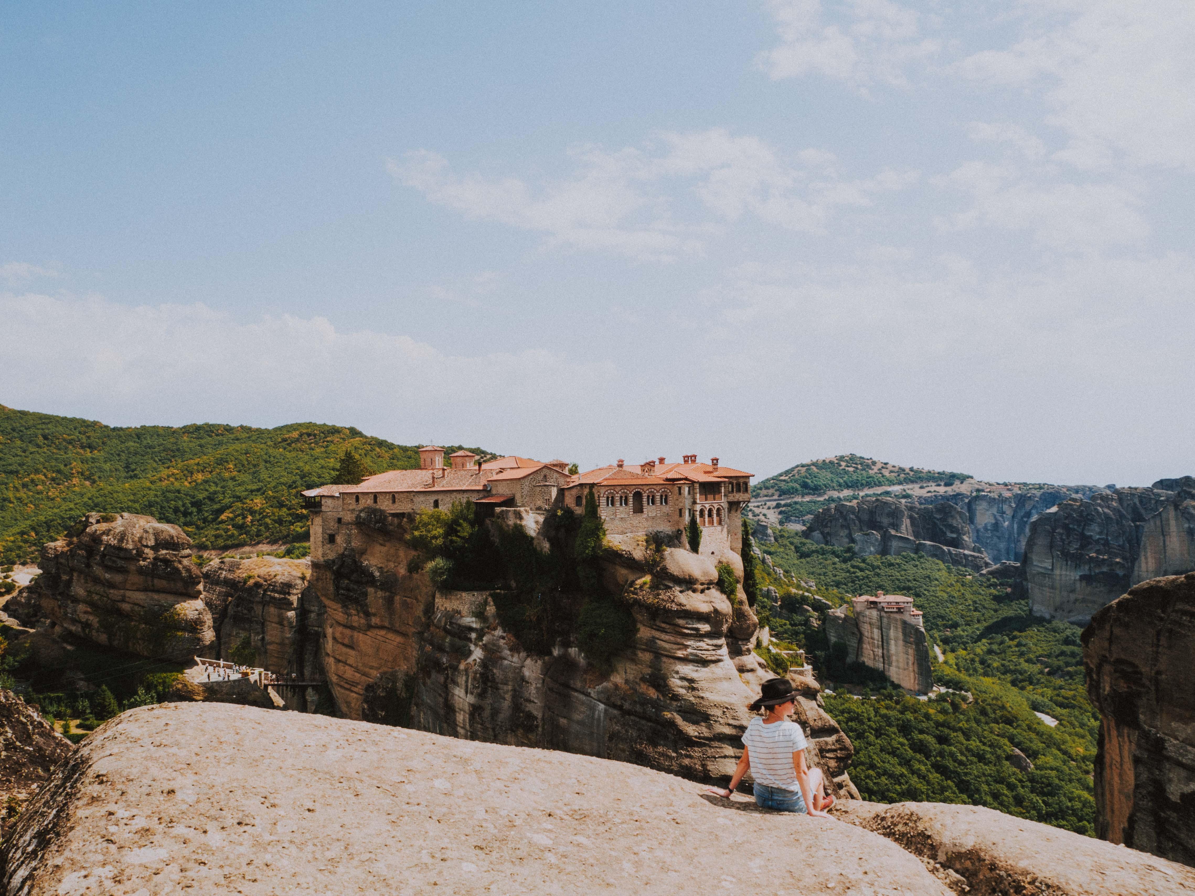 Image for blog article: Grèce Continentale - Météores & Montagne
