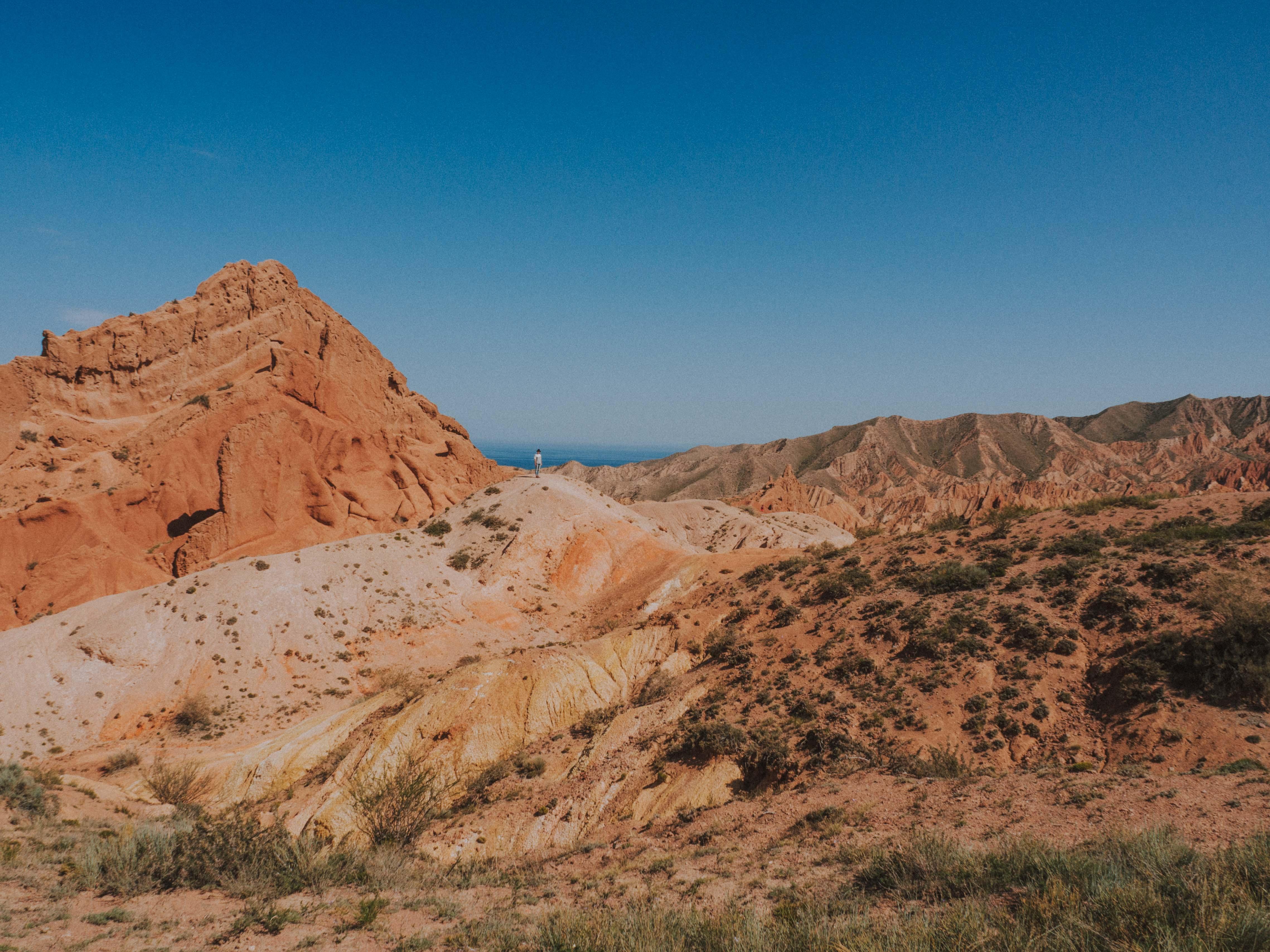 Image for blog article: Skazka Canyon