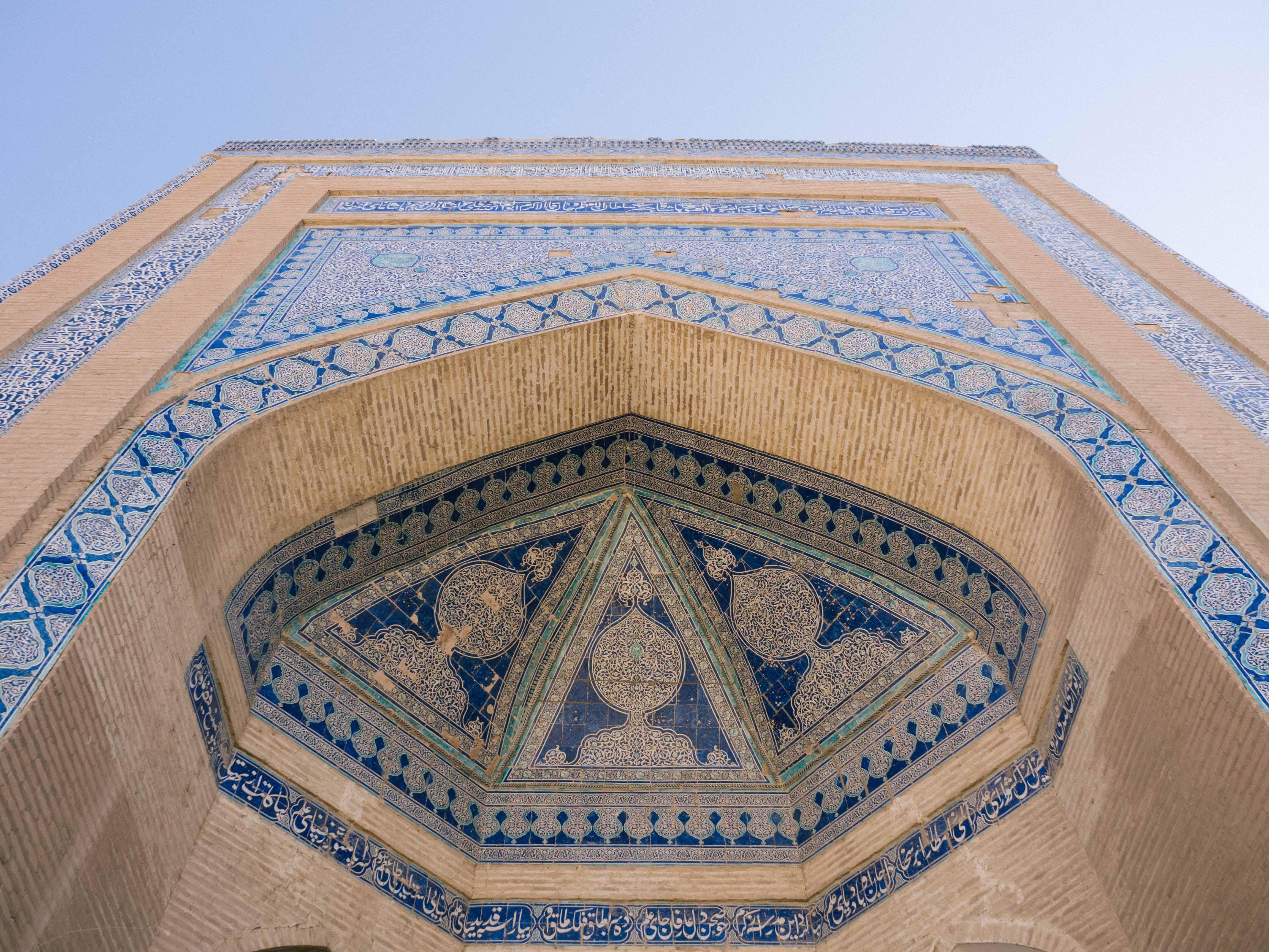 Image for blog article: Khiva