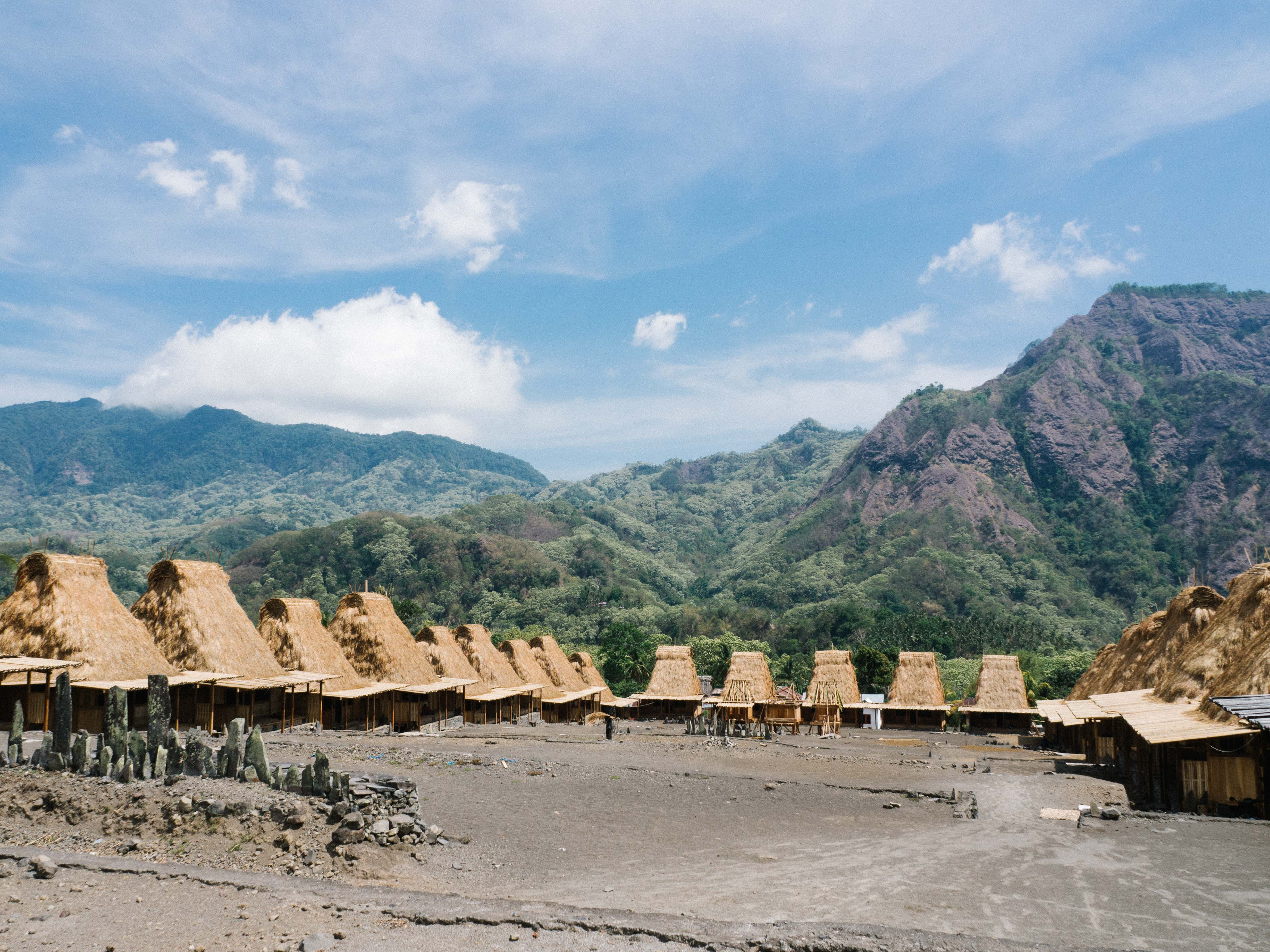 Image for blog article: Bajawa & Bena