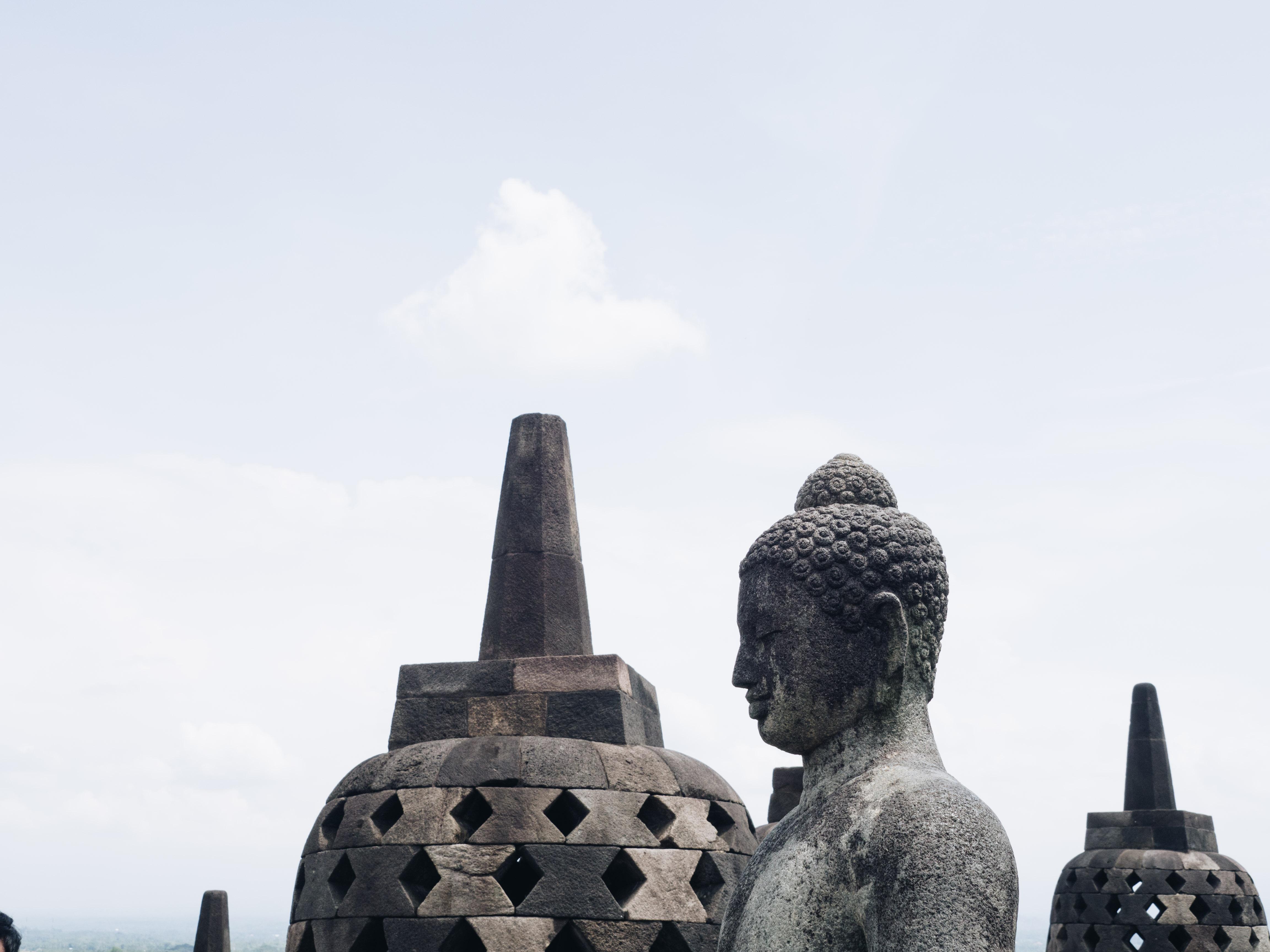 Image for blog article: Yogyakarta, Borobudur, Pranamban