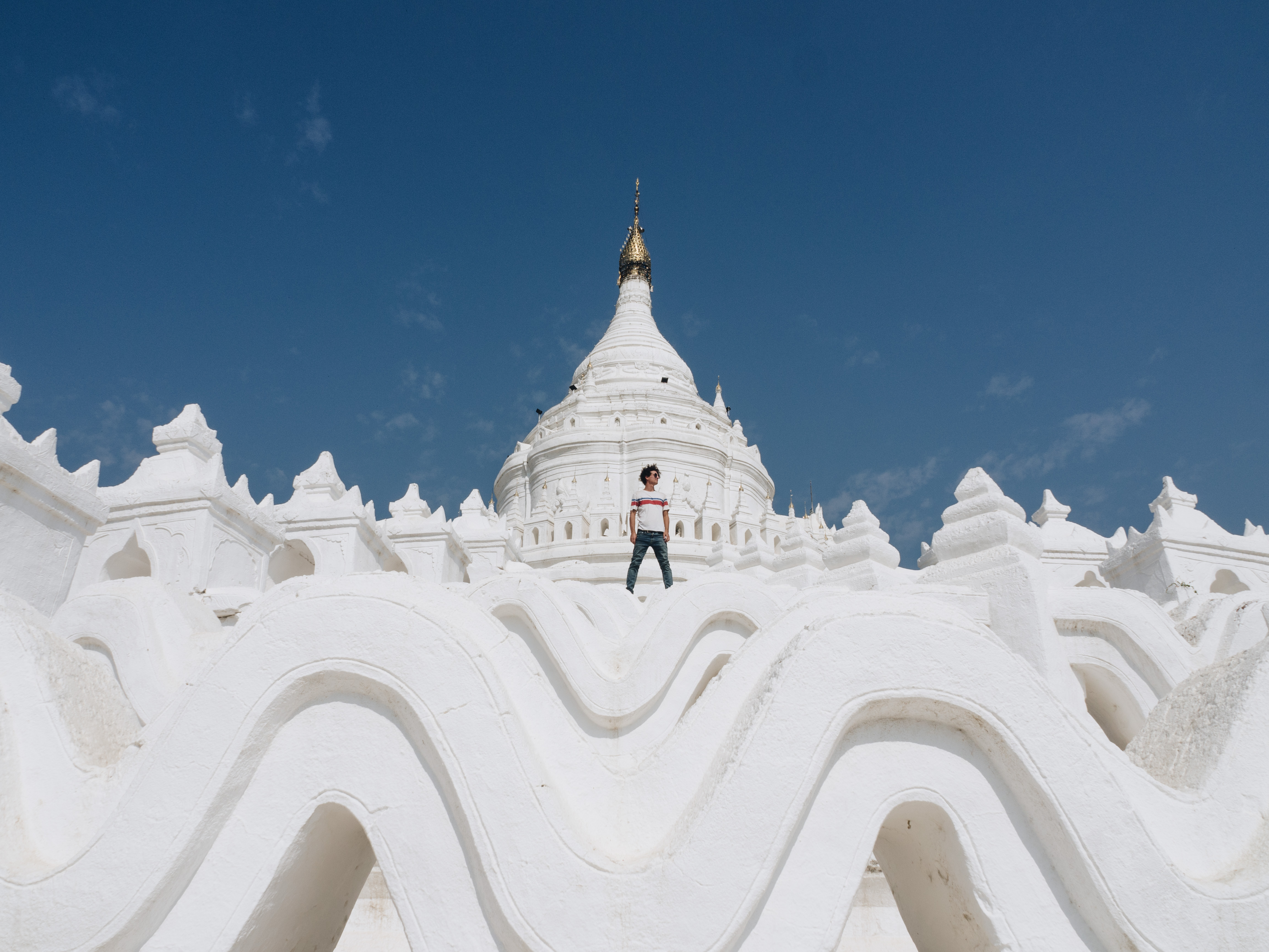 Image for blog article: Mandalay, Inwa, Amarapura, Mingun, cités royales de Birmanie