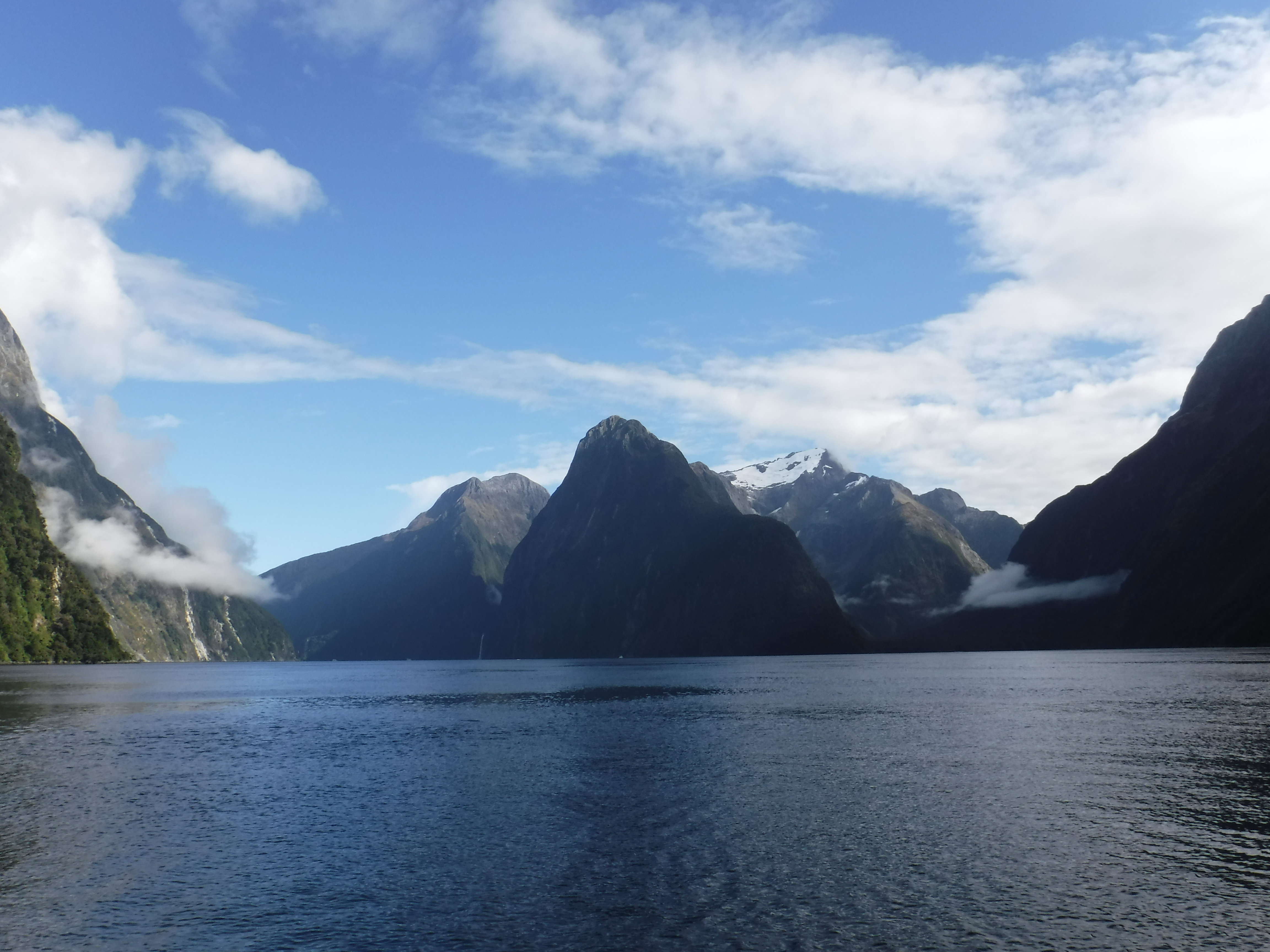 Image for blog article: Te Anau & Milford Sound