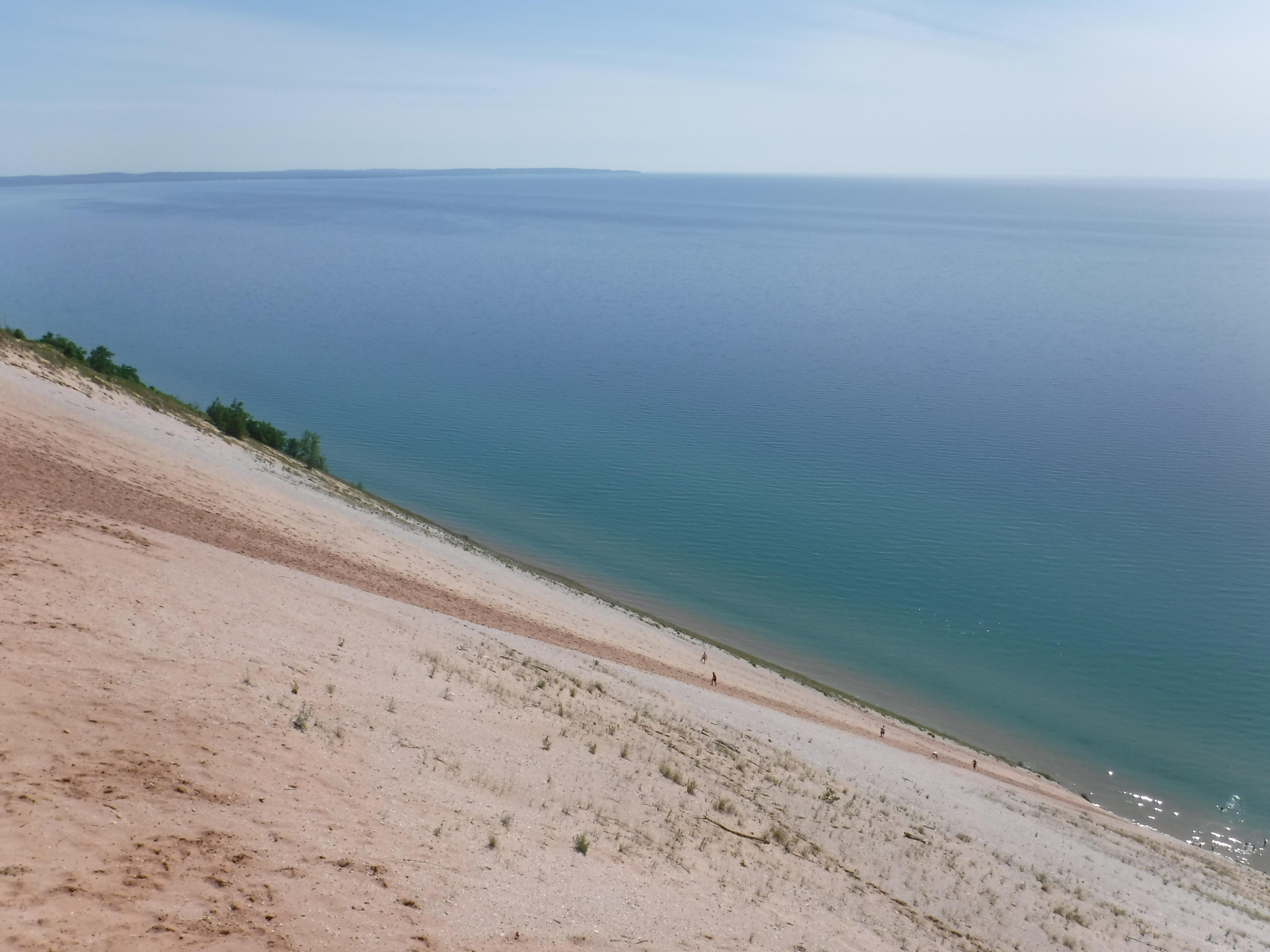 Image for blog article: Un petit tour au lac Michigan
