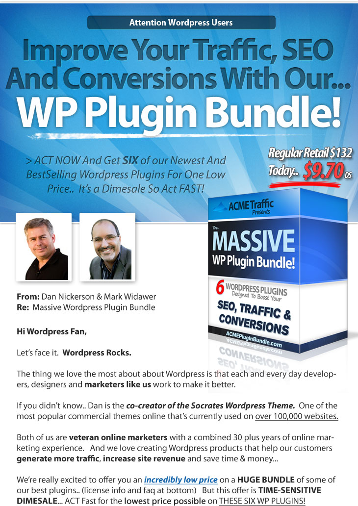 ACME Plugin Bundle