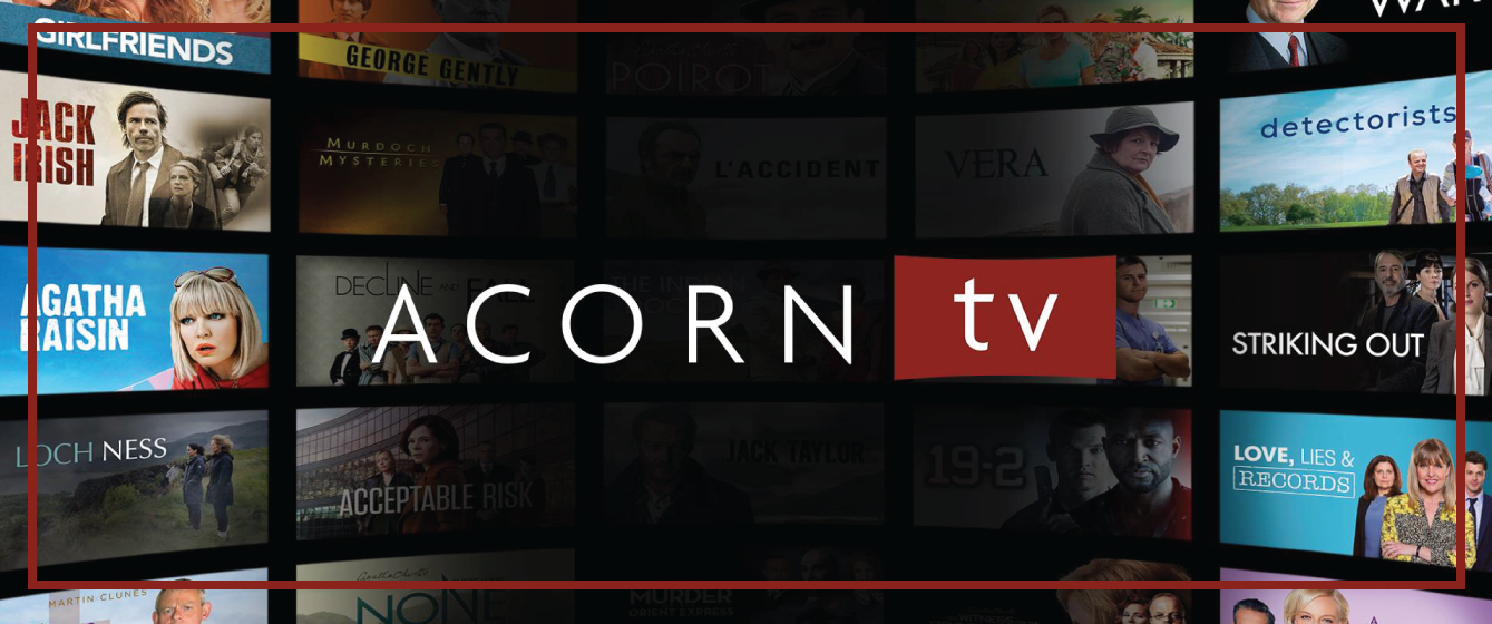 Issue No  2 - April 2018 The Acorn TV Dispatch