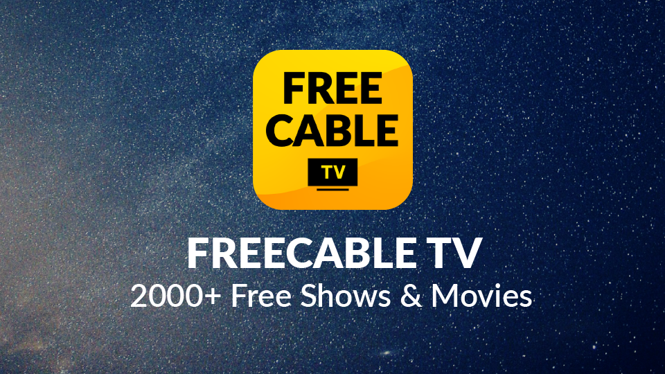 FREECABLE TV App