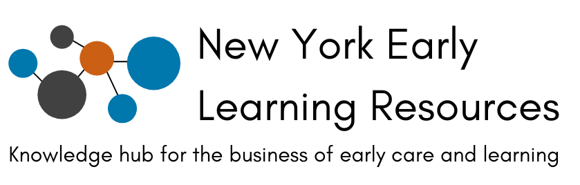 New York Early Learning Resources