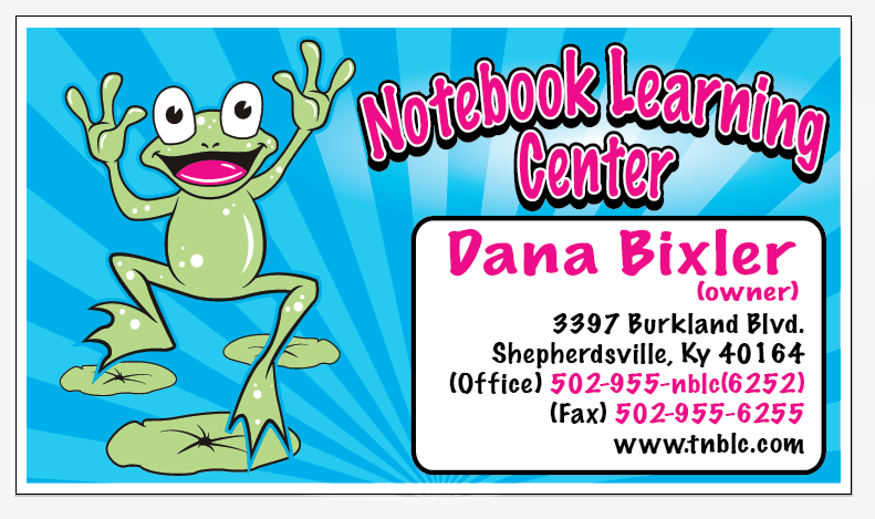 Notebook Learning Center
