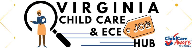 VA Child Care & ECE Job Hub