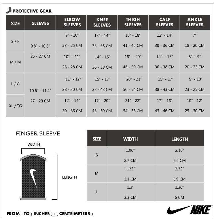 experimental beneficio Travieso  Nike Pro Open Patella Knee Sleeve AP Training Support Compression GYM Pick  1 | eBay
