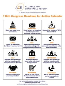 ACR Unveils Roadmap for Action for 116th Congress - Alliance