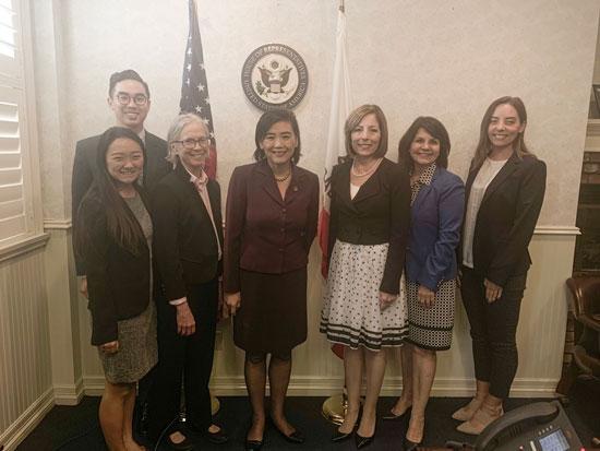 ACR Convenes California Nonprofit Leaders to Meet with Rep