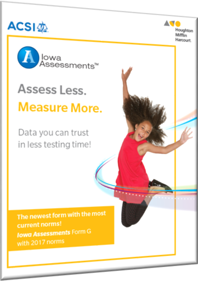 Acsiiowabrochurecover2g assessments that measure student achievement and grown against next generation learning standards for grades k12 because of an efficient test design fandeluxe Gallery