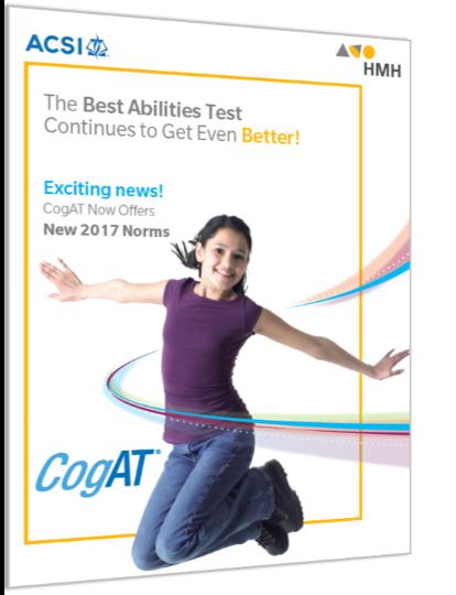 CogAT Brochure