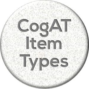 CogAT Item Types