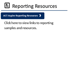 Reporting Resources