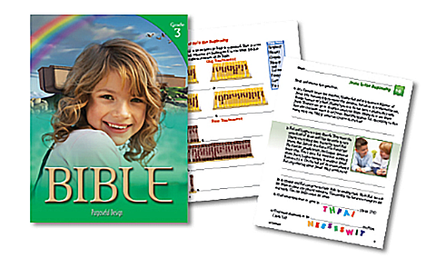PDP Bible:  Elementary Grade Student Edition