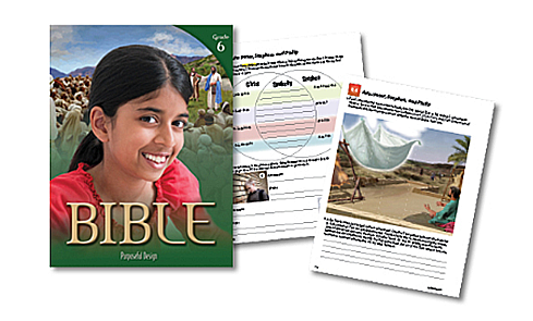 PDP Bible:  Elementary Grade 6 Student Edition