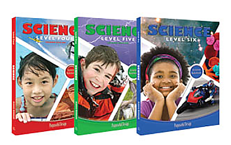 PDP Elementary Science Student Notebooks
