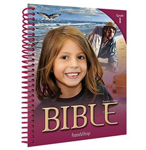 PDP Bible: Elementary Grade 1 Teacher Edition