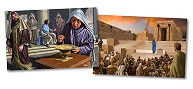 PDP Bible:  Elementary Grade 1 Visual Aids