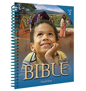 PDP Bible:  Elementary Grade 2 Teacher Edition