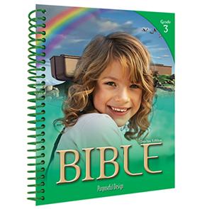 PDP Bible:  Elementary Grade 3 Teacher Edition