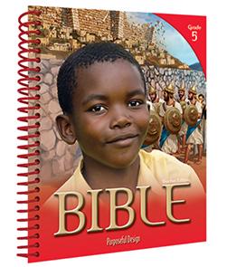 PDP Bible:  Elementary Grade 5 Teacher Edition